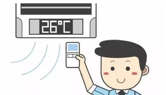 空调显示温度与体感温度不符